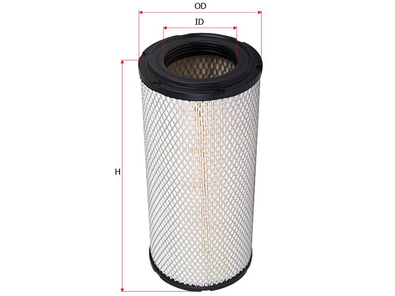 Sakura Filter A-5541 | Sakura Filter