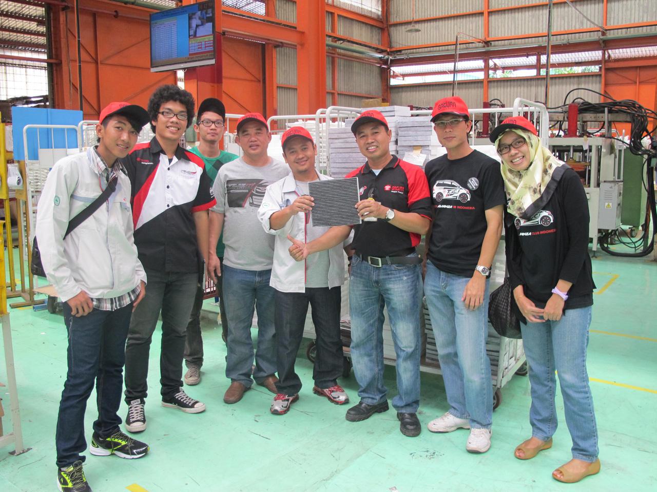 Toyota Avanza Club Indonesia (TACI), Veloz Community (VELOZITY), & Toyota Fortuner Club of Indonesia (ID42NER)