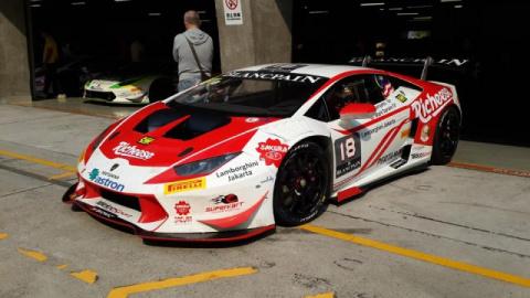 Super Trofeo Asia 2015