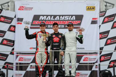 Team Sakura-Tedco Racing Scores Double Victory, Moves Closer to The Crown