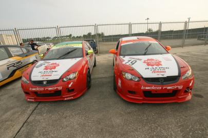 Sakura Racing Filter on the Malaysian Super Series (MSS)