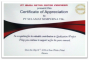 Isuzu - recognition for its valuable contribution to Localization Project